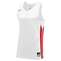 Nike Team Hyperelite Jersey - Men's - White / Red