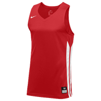 Nike Team Hyperelite Jersey - Men's - Red / White