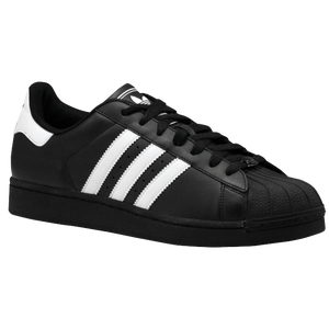 adidas Originals Superstar 2 - Men's - Black/White