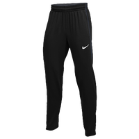 Nike Team Hyperelite Fleece Pants - Men's - All Black / Black
