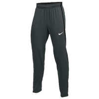 Nike Team Hyperelite Fleece Pants - Men's - Grey / Black