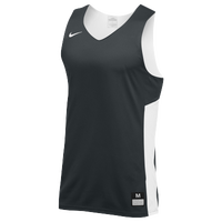 Nike Team Reversible Tank - Men's - Black / White