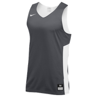 Nike Team Reversible Tank - Men's - Grey / White