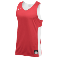 Nike Team Reversible Tank - Men's - Red / White