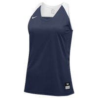 Nike Team Hyperelite Jersey - Women's - Navy / White
