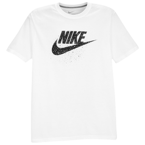 Nike Graphic T-Shirt - Men's - White/Black