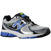 New Balance 680 V2 - Men's - Silver / Blue