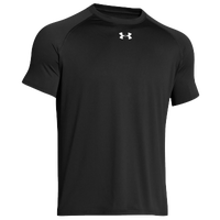 Under Armour Team Locker Shortsleeve T-Shirt - Men's - All Black / Black