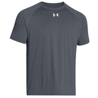 Under Armour Team Locker Shortsleeve T-Shirt - Men's - Grey / Grey