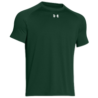 Under Armour Team Locker Shortsleeve T-Shirt - Men's - Dark Green / Dark Green