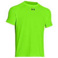 Under Armour Team Locker Shortsleeve T-Shirt - Men's - Light Green / Light Green