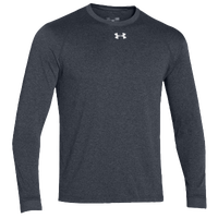 Under Armour Team Locker Longsleeve T-Shirt - Men's - Grey / Grey