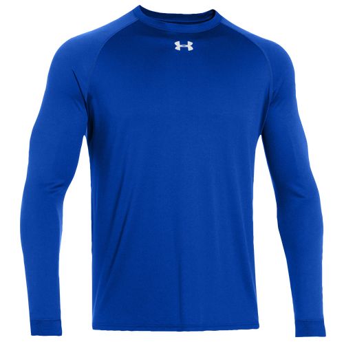Under armour team locker long sleeve t shirt men 39 s for Men s ua locker long sleeve t shirt