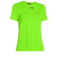 Under Armour Team Locker Short Sleeve T-Shirt - Women's - Light Green / Light Green