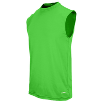 Eastbay EVAPOR Fitted Sleeveless Crew - Men's - Rage Green