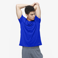 Eastbay EVAPOR Performance Training T-Shirt - Men's - Blue / Blue
