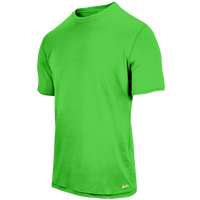 Eastbay EVAPOR Fitted Crew T-Shirt - Men's - Light Green / Light Green