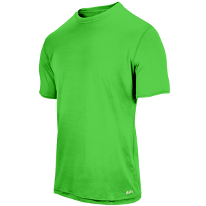 Eastbay EVAPOR Fitted Crew T-Shirt - Men's - Rage Green