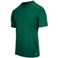 Eastbay EVAPOR Fitted Crew T-Shirt - Men's - Dark Green / Dark Green