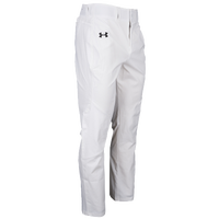 Under Armour Airvent Baseball Pants - Men's - All White / White