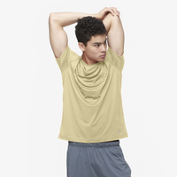 Eastbay EVAPOR Fitted Crew T-Shirt - Men's - Tan / Tan