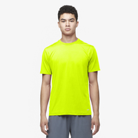 Eastbay EVAPOR Fitted Crew T-Shirt - Men's - Yellow / Yellow