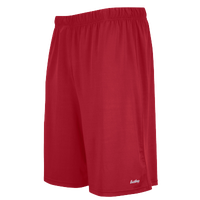 "Eastbay EVAPOR 10"" Performance Shorts - Men's - Red / Red"