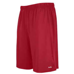 "Eastbay EVAPOR 10"" Performance Shorts - Men's - Scarlet"