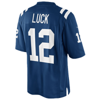 Nike NFL Limited Jersey - Men's - Andrew Luck - Indianapolis Colts - Blue / White