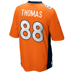 Nike NFL Game Day Jersey - Men's - Demaryius Thomas - Denver Broncos - Brilliant Orange