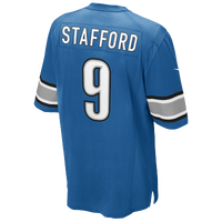 Nike NFL Game Day Jersey - Men's - Detroit Lions - Blue / White