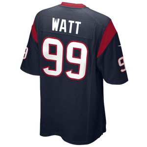 Nike NFL Game Day Jersey - Men's - Houston Texans - Marine