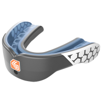 Shock Doctor Gel Max Power Mouthguard - Youth - Grey / White