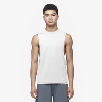 Eastbay EVAPOR Lat Tank - Men's - All White / White
