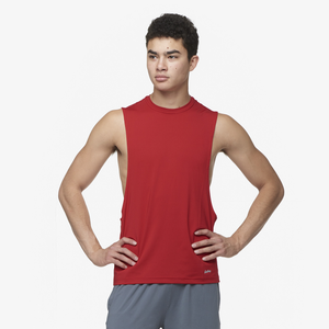 Eastbay EVAPOR Lat Tank - Men's - Scarlet