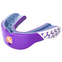 Shock Doctor Gel Max Power Mouthguard - Adult - Purple / White