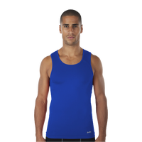 Eastbay EVAPOR Compression Tank - Men's - Blue / Blue