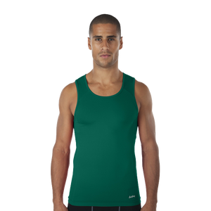 Eastbay EVAPOR Compression Tank - Men's - Forest