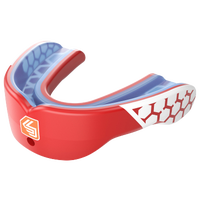Shock Doctor Gel Max Power Mouthguard - Adult - Red / White
