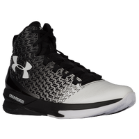 Under Armour Clutchfit Drive 3 - Men's - Black / White