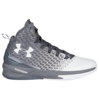 Under Armour Clutchfit Drive 3 - Men's - Grey / White