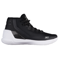 Under Armour Curry 3 - Men's -  Stephen Curry - Black / White