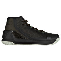 Under Armour Curry 3 - Men's -  Stephen Curry - Dark Green / Black