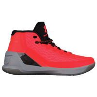 Under Armour Curry 3 - Men's -  Stephen Curry - Orange / Grey