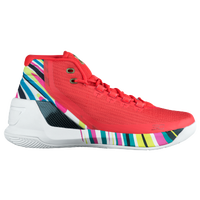 Under Armour Curry 3 - Men's -  Stephen Curry - Red / Black