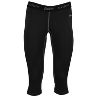 Eastbay EVAPOR Compression Capris 2.0 - Women's - Black / Black
