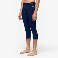 Eastbay EVAPOR Compression 3/4 Tight 2.0 - Men's - Navy / Grey