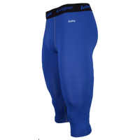 Eastbay EVAPOR Compression 3/4 Tight 2.0 - Men's - Blue / Black