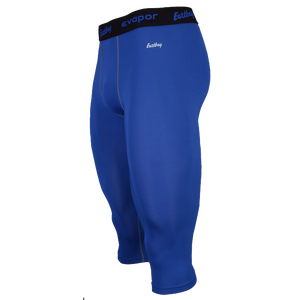 Eastbay EVAPOR Compression 3/4 Tight 2.0 - Men's - Royal/Grey