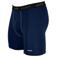 "Eastbay EVAPOR 6"" Compression Short 2.0 - Men's - Navy / Black"
